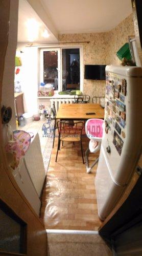 2-комнатная квартира (57м2) на продажу по адресу Мурино пос., Оборонная ул., 24— фото 9 из 16
