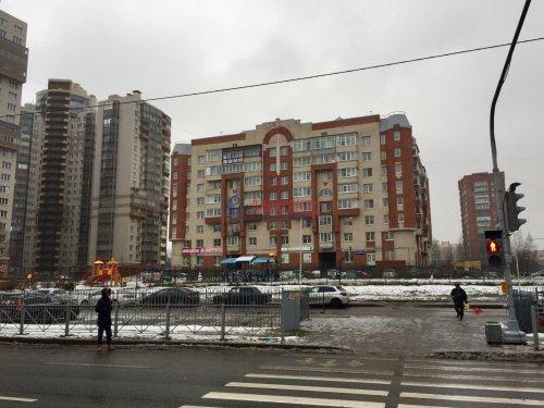 2-комнатная квартира (58м2) на продажу по адресу Киришская ул., 4— фото 1 из 20