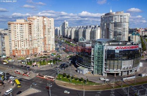 3-комнатная квартира (106м2) на продажу по адресу Комендантский пр., 11— фото 16 из 16