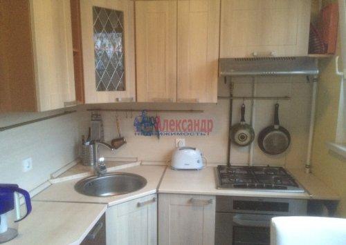 1-комнатная квартира (31м2) на продажу по адресу Учительская ул., 12— фото 5 из 12