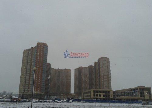 1-комнатная квартира (37м2) на продажу по адресу Мурино пос., Новая ул., 7— фото 20 из 20