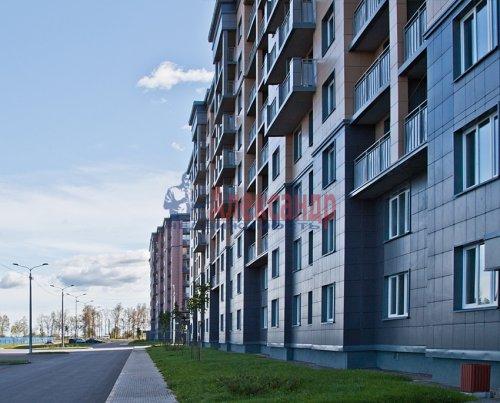 2-комнатная квартира (44м2) на продажу по адресу Шушары пос., Колпинское шос., 40— фото 1 из 8