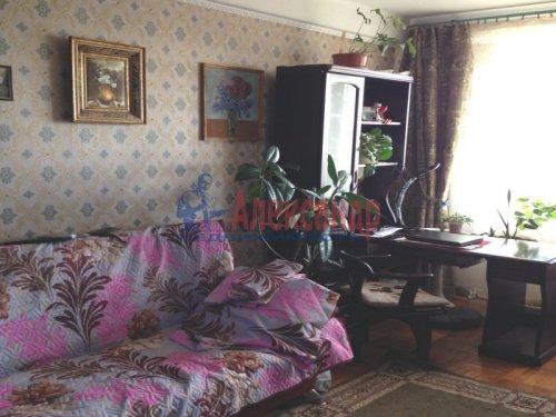 3-комнатная квартира (59м2) на продажу по адресу Всеволожск г., Плоткина ул., 15— фото 2 из 8