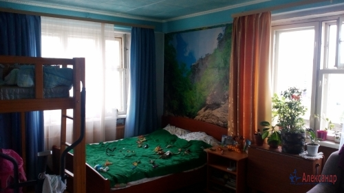 3-комнатная квартира (70м2) на продажу по адресу Будапештская ул., 77— фото 1 из 6