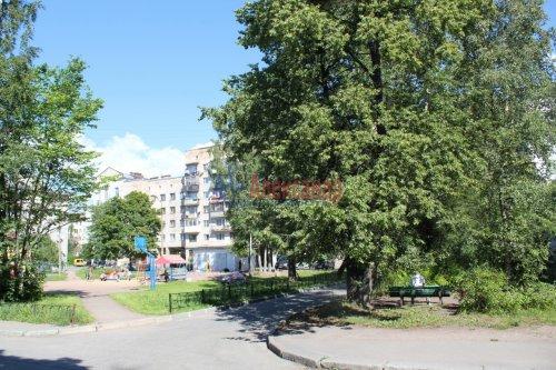 1-комнатная квартира (29м2) на продажу по адресу Выборг г., Ленина пр., 9— фото 16 из 16