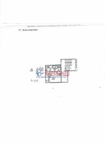 1-комнатная квартира (37м2) на продажу по адресу Маршала Жукова пр., 47— фото 13 из 13