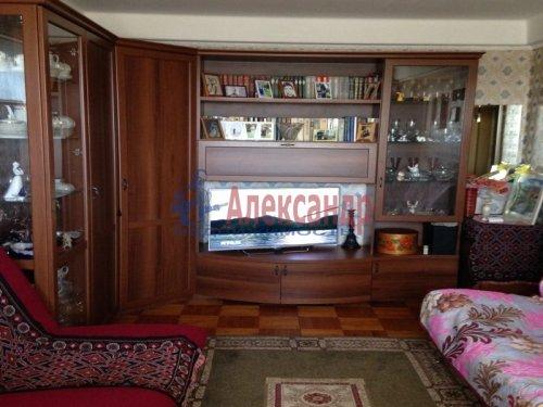 3-комнатная квартира (59м2) на продажу по адресу Всеволожск г., Плоткина ул., 15— фото 3 из 8