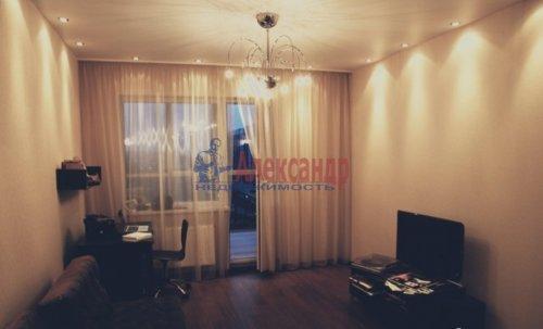1-комнатная квартира (50м2) на продажу по адресу Науки пр., 17— фото 8 из 10