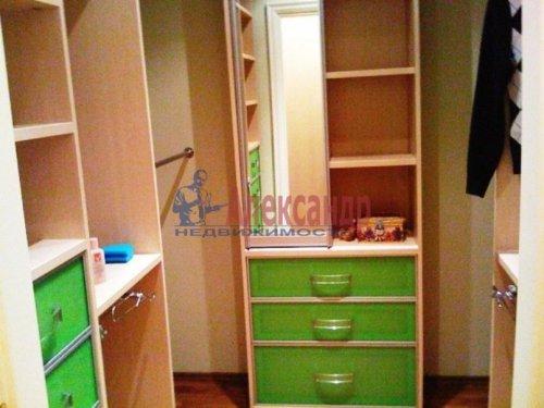 3-комнатная квартира (112м2) на продажу по адресу Капитанская ул., 4— фото 21 из 21