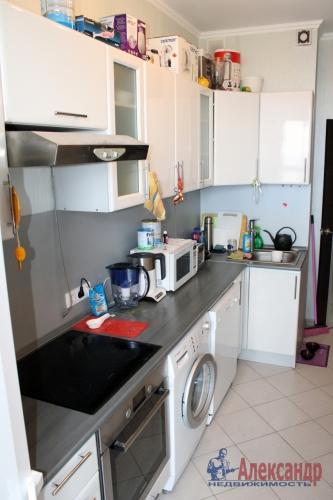 1-комнатная квартира (36м2) на продажу по адресу Есенина ул., 1— фото 5 из 24