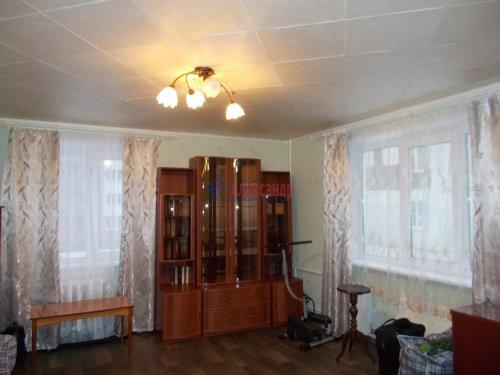 1-комнатная квартира (35м2) на продажу по адресу Тихвин г., 2-й мкр., 14— фото 2 из 3