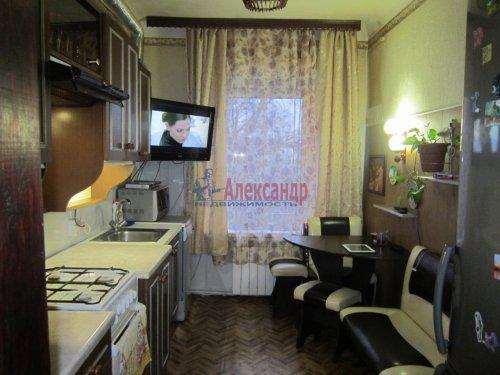 3-комнатная квартира (96м2) на продажу по адресу Петергоф г., Собственный пр., 18— фото 1 из 12