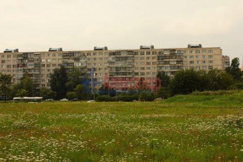 2-комнатная квартира (45м2) на продажу по адресу Загребский бул., 7— фото 1 из 8
