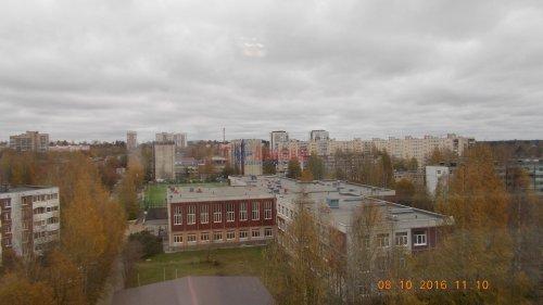 2-комнатная квартира (58м2) на продажу по адресу Всеволожск г., Ленинградская ул., 9— фото 1 из 15
