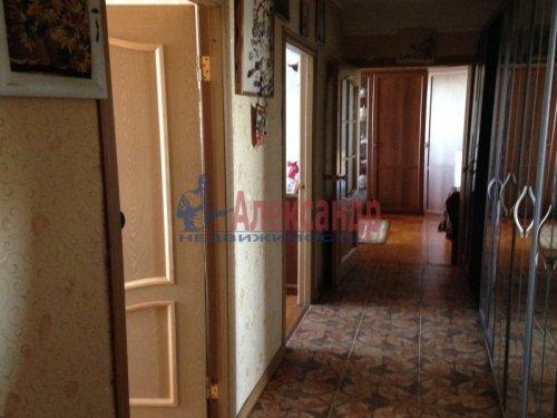 3-комнатная квартира (59м2) на продажу по адресу Всеволожск г., Плоткина ул., 15— фото 5 из 8