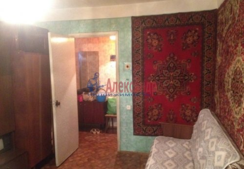 1-комнатная квартира (33м2) на продажу по адресу Серебристый бул., 16— фото 2 из 4