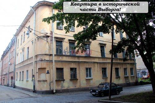 3-комнатная квартира (68м2) на продажу по адресу Выборг г., Прогонная ул., 14— фото 1 из 21