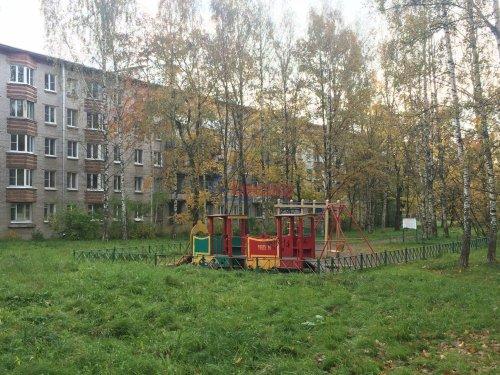 2-комнатная квартира (44м2) на продажу по адресу Петергоф г., Разведчиков бул., 14— фото 1 из 9