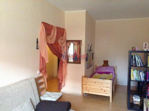1-комнатная квартира (39м2) на продажу по адресу Токсово пгт., Школьный пер., 10— фото 5 из 9