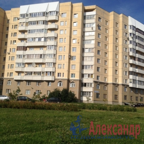 1-комнатная квартира (40м2) на продажу по адресу Большевиков пр., 30— фото 17 из 18