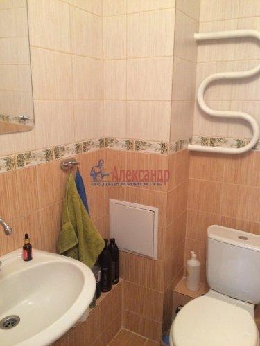 1-комнатная квартира (51м2) на продажу по адресу Бугры пос., Полевая ул., 16— фото 11 из 14
