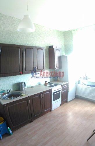 1-комнатная квартира (38м2) на продажу по адресу Мурино пос., Шоссе в Лаврики ул., 83— фото 12 из 14