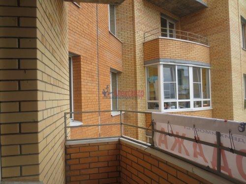 1-комнатная квартира (47м2) на продажу по адресу Синявино 1-е пгт., Кравченко ул., 11— фото 17 из 18