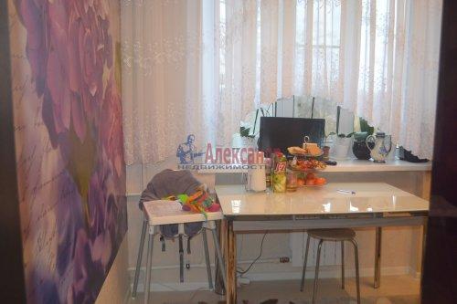 2-комнатная квартира (54м2) на продажу по адресу Стрельна г., Слободская ул., 4— фото 11 из 20