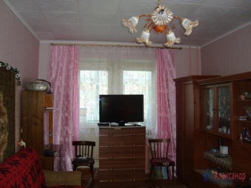2-комнатная квартира (45м2) на продажу по адресу Толмачево пгт., 5— фото 4 из 16