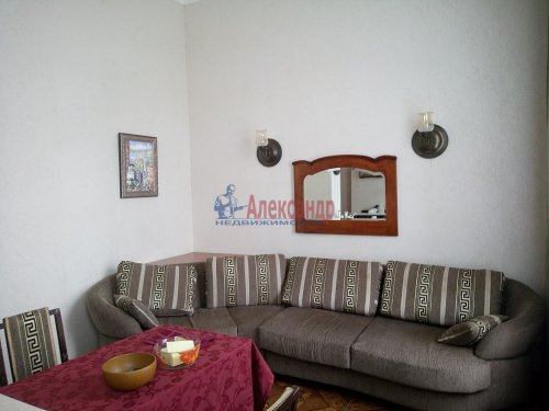 1-комнатная квартира (60м2) на продажу по адресу Литейный пр., 30— фото 3 из 3