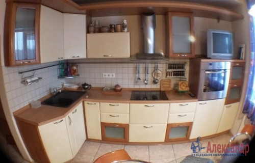 3-комнатная квартира (120м2) на продажу по адресу Фаворского ул., 15— фото 12 из 15