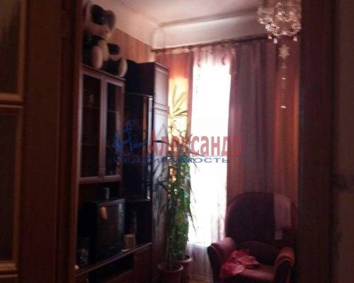 2-комнатная квартира (60м2) на продажу по адресу Большая Зеленина ул., 26— фото 5 из 8