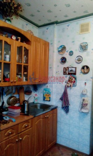 1-комнатная квартира (39м2) на продажу по адресу Косыгина пр., 26— фото 5 из 10