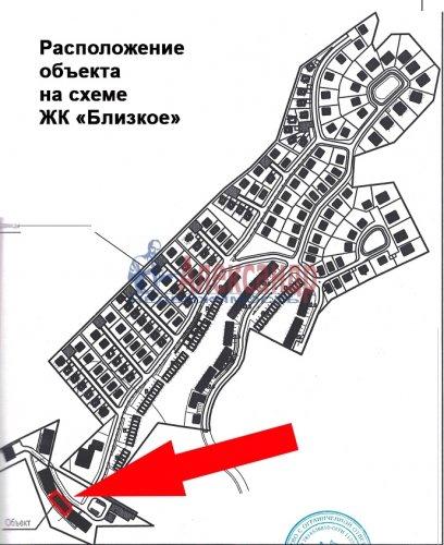 2-комнатная квартира (56м2) на продажу по адресу Мистолово дер., Центральная ул., 2— фото 11 из 14