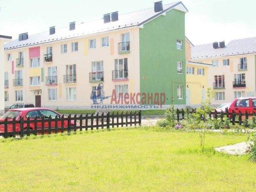 1-комнатная квартира (40м2) на продажу по адресу Коммунар г., Весенняя ул., 3— фото 1 из 1