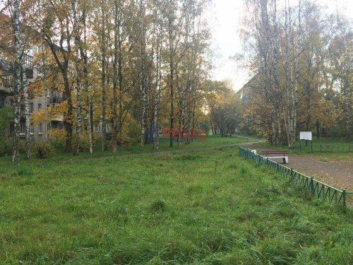 2-комнатная квартира (44м2) на продажу по адресу Петергоф г., Разведчиков бул., 14— фото 6 из 9