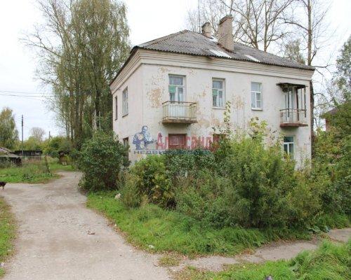 2-комнатная квартира (45м2) на продажу по адресу Тёсово-Нетыльский пос., 1/6— фото 10 из 11
