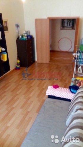3-комнатная квартира (90м2) на продажу по адресу Ленинский пр., 53— фото 2 из 9