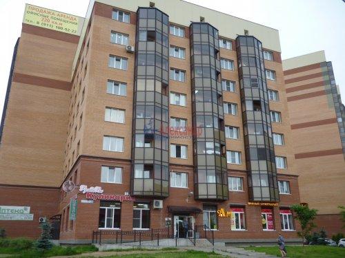 1-комнатная квартира (38м2) на продажу по адресу Всеволожск г., Колтушское шос., 44— фото 1 из 14