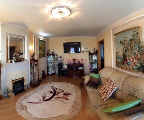 3-комнатная квартира (63м2) на продажу по адресу Приладожский пгт., 5— фото 3 из 12