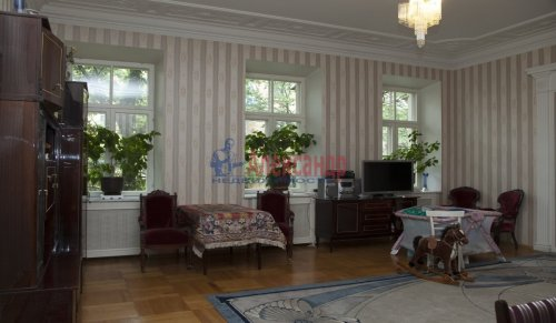4-комнатная квартира (168м2) на продажу по адресу Кронштадт г., Аммермана ул., 15/10— фото 5 из 15