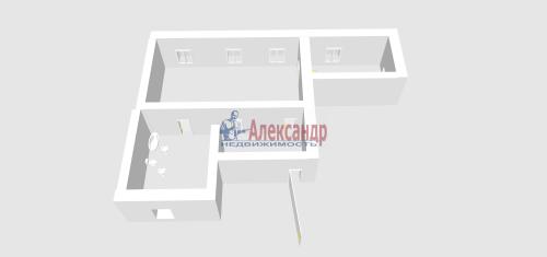 4-комнатная квартира (134м2) на продажу по адресу Стачек пр., 67— фото 2 из 2