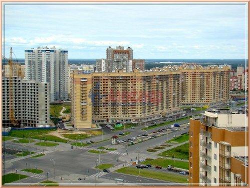 1-комнатная квартира (32м2) на продажу по адресу Туристская ул., 28— фото 1 из 5