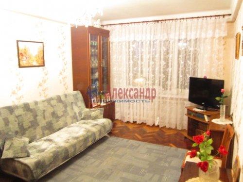 3-комнатная квартира (58м2) на продажу по адресу Гражданский пр., 9— фото 2 из 8