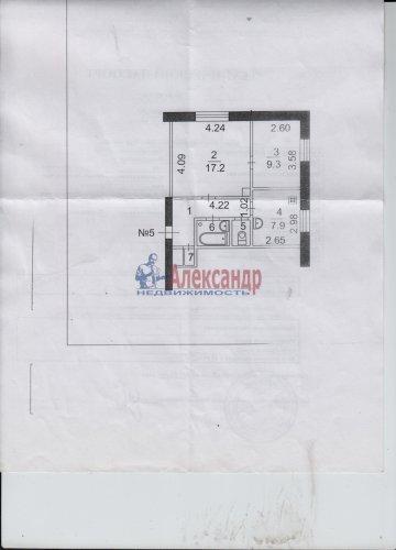 2-комнатная квартира (45м2) на продажу по адресу Тёсово-Нетыльский пос., 1/6— фото 11 из 11