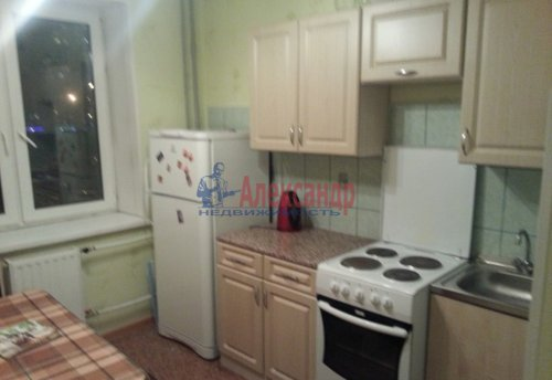 1-комнатная квартира (32м2) на продажу по адресу Туристская ул., 28— фото 3 из 5