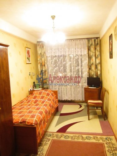 3-комнатная квартира (58м2) на продажу по адресу Гражданский пр., 9— фото 3 из 8