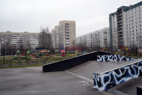 1-комнатная квартира (45м2) на продажу по адресу Долгоозерная ул., 4— фото 4 из 14