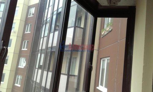 1-комнатная квартира (36м2) на продажу по адресу Новое Девяткино дер., 7— фото 8 из 13