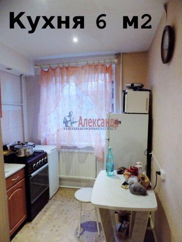 1-комнатная квартира (30м2) на продажу по адресу Выборг г., Ленинградское шос., 37— фото 8 из 13
